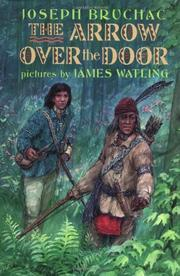 Cover art for THE ARROW OVER THE DOOR
