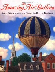 Cover art for THE AMAZING AIR BALLOON