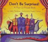 Cover art for DON'T BE SURPRISED!