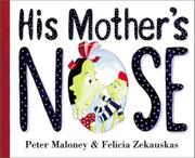 Cover art for HIS MOTHER'S NOSE