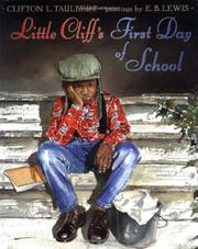 Book Cover for LITTLE CLIFF'S FIRST DAY OF SCHOOL