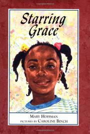 Cover art for STARRING GRACE