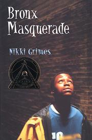 Book Cover for BRONX MASQUERADE