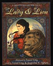 Book Cover for THE LADY AND THE LION