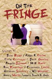 Cover art for ON THE FRINGE