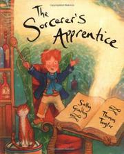 Cover art for THE SORCERER'S APPRENTICE
