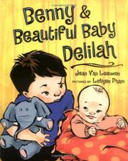 Book Cover for BENNY AND BEAUTIFUL BABY DELILAH