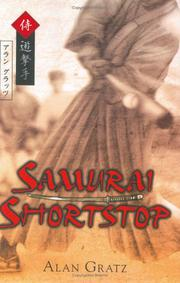 Book Cover for SAMURAI SHORTSTOP