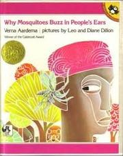 Cover art for WHY MOSQUITOES BUZZ IN PEOPLE'S EARS