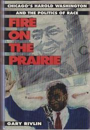 Book Cover for A FIRE ON THE PRAIRIE