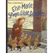 Book Cover for ELSE-MARIE AND HER SEVEN LITTLE DADDIES