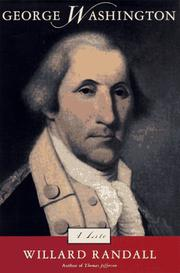 Cover art for GEORGE WASHINGTON
