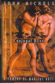 Cover art for CONJUGAL BLISS
