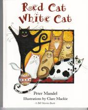Cover art for RED CAT, WHITE CAT