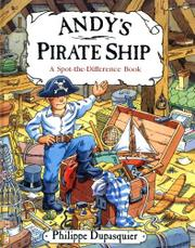 Cover art for ANDY'S PIRATE SHIP