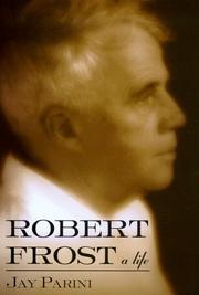 Cover art for ROBERT FROST
