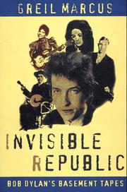 Book Cover for INVISIBLE REPUBLIC