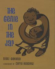 Cover art for THE GENIE IN THE JAR