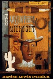 Cover art for THE ADVENTURES OF MIDNIGHT SON