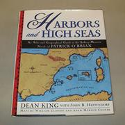 Book Cover for HARBORS AND HIGH SEAS