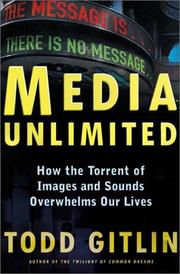 Book Cover for MEDIA UNLIMITED