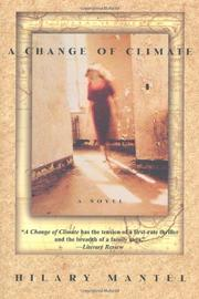 Cover art for A CHANGE OF CLIMATE