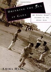 Cover art for DRINKING THE SEA AT GAZA