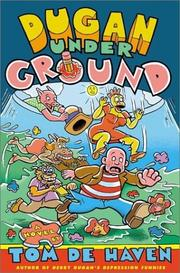 Cover art for DUGAN UNDER GROUND