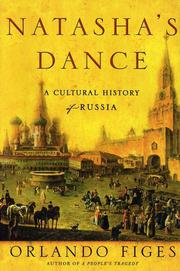 Cover art for NATASHA'S DANCE