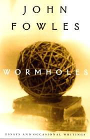Cover art for WORMHOLES