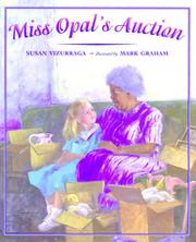 Cover art for MISS OPAL'S AUCTION
