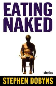 Book Cover for EATING NAKED