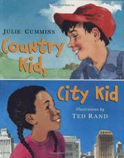 Cover art for COUNTRY KID, CITY KID