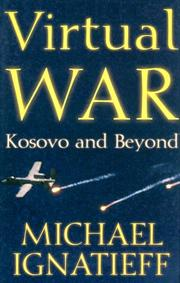 Cover art for VIRTUAL WAR