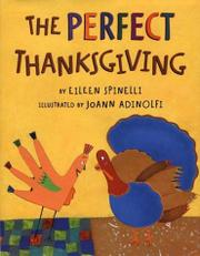 Book Cover for THE PERFECT THANKSGIVING