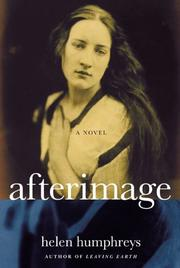 Book Cover for AFTERIMAGE