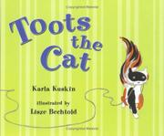 Cover art for TOOTS THE CAT