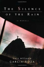 Cover art for THE SILENCE OF THE RAIN