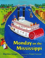 Cover art for MONDAY ON THE MISSISSIPPI