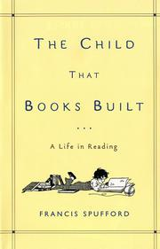 Cover art for THE CHILD THAT BOOKS BUILT