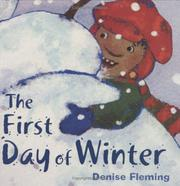 Book Cover for THE FIRST DAY OF WINTER