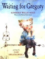 Cover art for WAITING FOR GREGORY