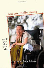 Book Cover for TOO LATE TO DIE YOUNG