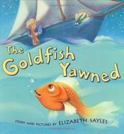 Cover art for THE GOLDFISH YAWNED