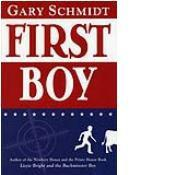 Cover art for FIRST BOY