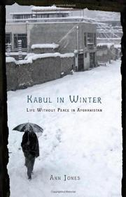 Cover art for KABUL IN WINTER