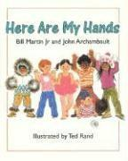 Cover art for HERE ARE MY HANDS