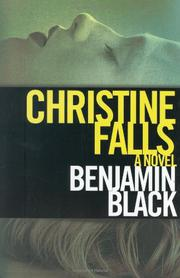 Cover art for CHRISTINE FALLS