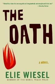 Book Cover for THE OATH
