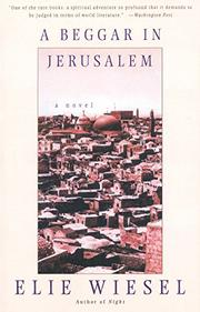 Book Cover for A BEGGAR IN JERUSALEM